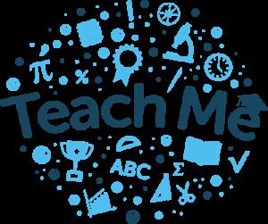 Teach Me logo.