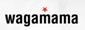 Wagamama logo.