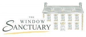 The Window Sanctuary logo.