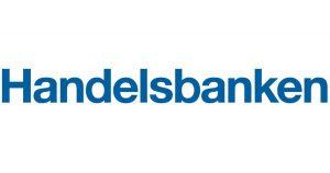 Handelsbanken logo.
