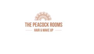 The Peacock Rooms logo.