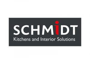 Schmidt Kitchens and Interior Solutions logo.