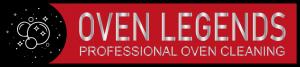 Oven Legends logo.