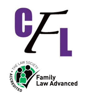 Complete Family Law logo.
