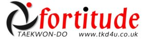 Fortitude Taekwon-Do logo.